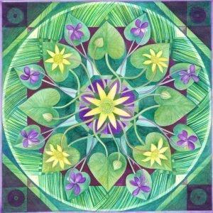 Spring Mandala